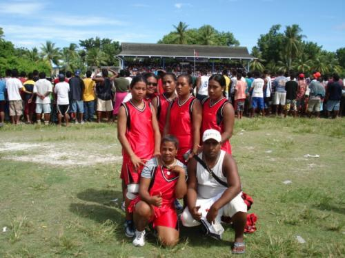 TUC Girls - Silver Medal