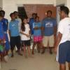 KAA Choir in Apia !