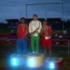 Octathlon medals.