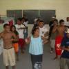 Dance practice in a dorm !