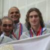 New Caledonia's relay team wins Gold