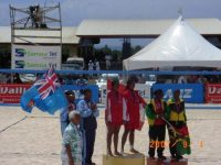 Tahiti wins gold