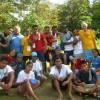 Group at Papasee'a with Kalolo and David.