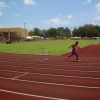 400H first barrier in Saipan