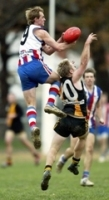 Nick Coghlan has been included in the VCFL Squad