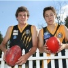 Jeremy Kirkwood (right, courtesy of Queanbeyan Age)