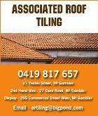 Assoc Roof Tiling