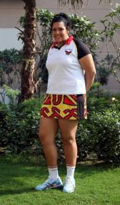 Player Profiles Former Pepes Papua New Guinea Netball
