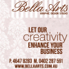 Bella Arts Logo