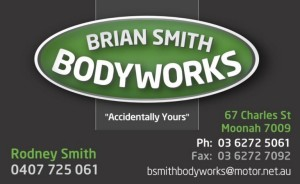 Brian Smith Bodyworks