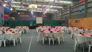 Wirac transformed for Steve Gray medal night