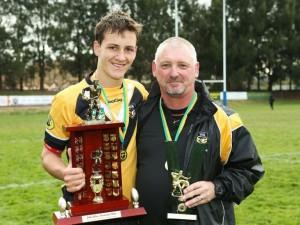 Winning WA Captain and Coach