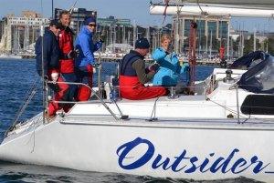 ORCV Women Skippers and Navigators Race3