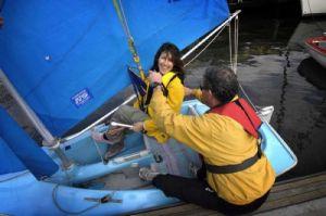 Docklands Yacht Club 10/8/08 401521