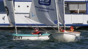 The Access 2.3 fleet provided some close racing