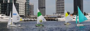 Docklands Short Course Racing - February 19, 2012
