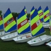 Learn to Sail Opti fleet
