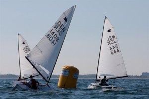 OK 2012 Worlds Friday Svendsen leads Wilcox and Myralf