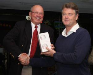 MYC prizegiving 2009-10, David Simpson Zulu Chief