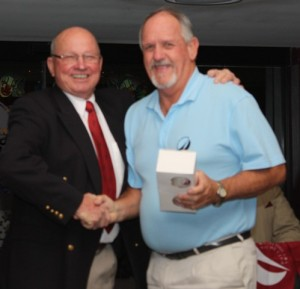 MYC Volunteer Award 2009-10, Gary Brown
