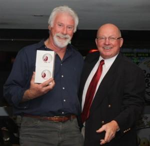 MYC Volunteer Award 2009-10, Peter White