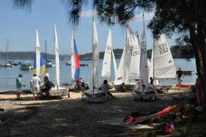 F11 Rigging Rose Bay - Sail Sydney