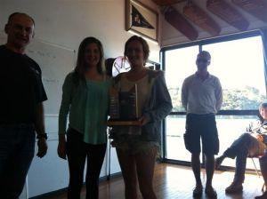 2012 Sprints F11 'All Girl Team' Winner - 1294