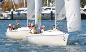 IFDS Blind Match Racing 2011