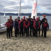 2014 Australian team in Hobart