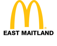 McDonalds East Maitland Logo