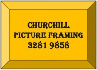 Churchill Picture Framing
