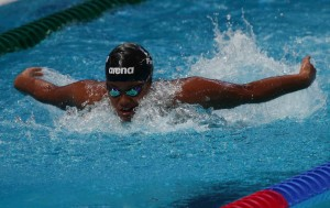 Charissa Panuve TGA 100m Butterfly