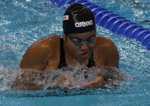 GUM Pilar Shimizu 100m Breastroke