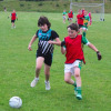Patrick in het Penhuis playing Gaelic Football in Ireland