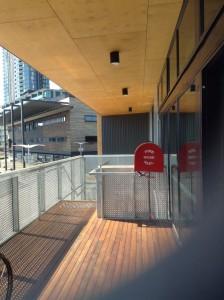 Balcony Multi Purpose room
