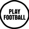 FFA Play Football logo BW