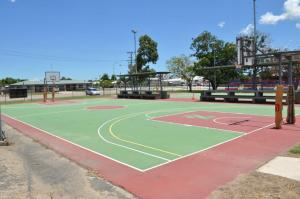 Burdekin Basketball's Current Outdoor Courts