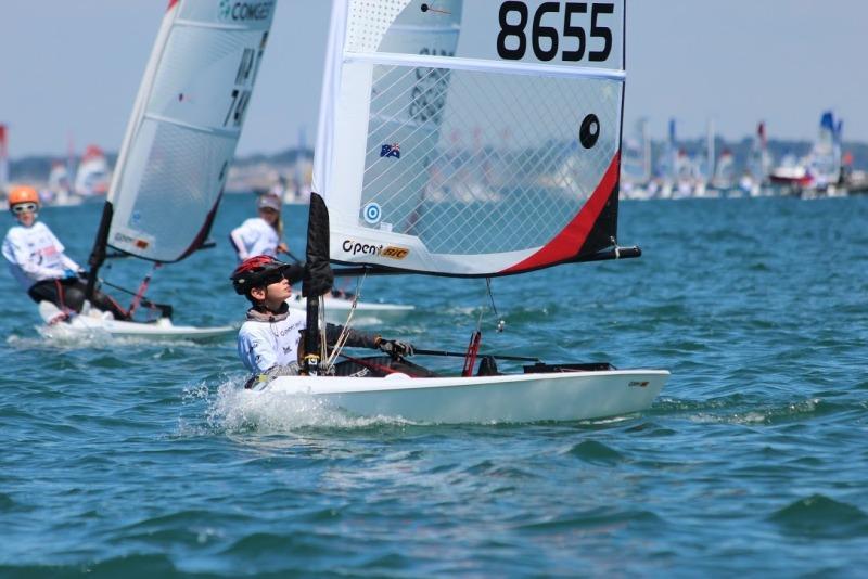 Travis Wadley - U13 World Champion
