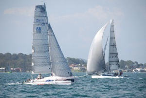 APC Logistics National Multihull Regatta 2016