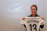 Sarah Krystman - NZ U17 2016