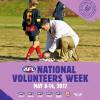 Volunteer Week 08-14 May 2017