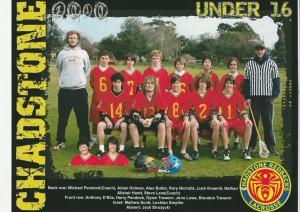 2010 U16 Boys