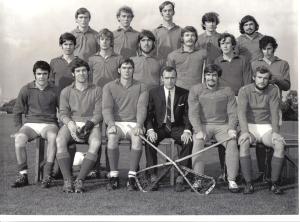 1970 Combined University Team