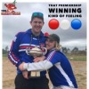 Our Fabulous u16s Coaches - Richo & Scotty