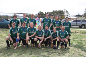 AAM PL2 Grand Final Winner - Yerrinbool
