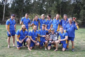 AAM Highlands League Grand Final Winner - Bundanoon