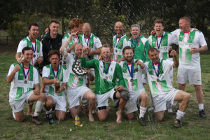 AAM PL1 Grand Final Winners - Hill Top