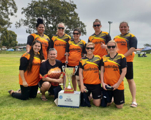 Golden Balls Womens 2018 Winners